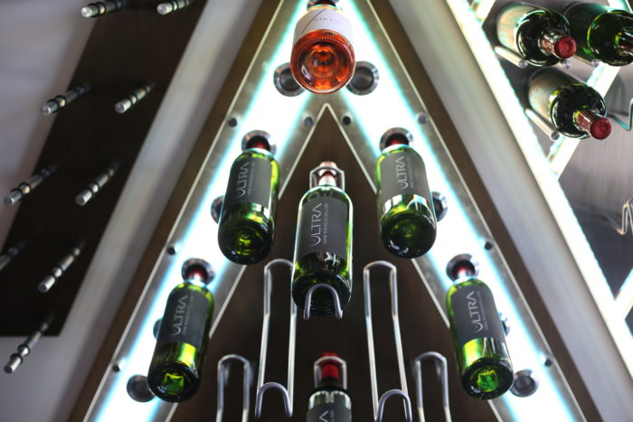 Custom Wine Racking Display Feast it Forward Ultra Wine Racks & Cellars