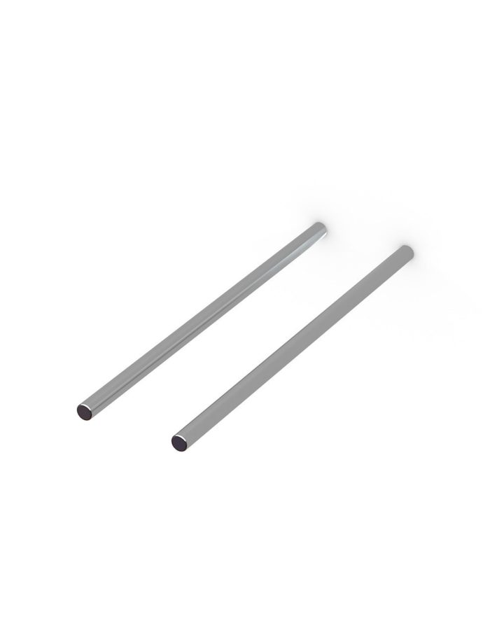 ULTRA Straight PEG Brushed Aluminum