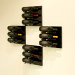 Fusion Panel HZ Bundle of 4 Black