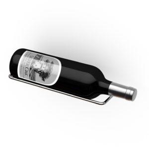 Max Reveal Metal Wine Rack