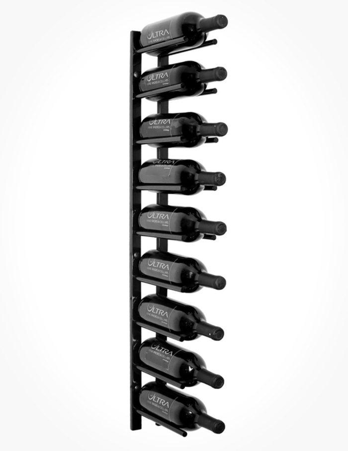 Straight PEG Rail 3FT Black