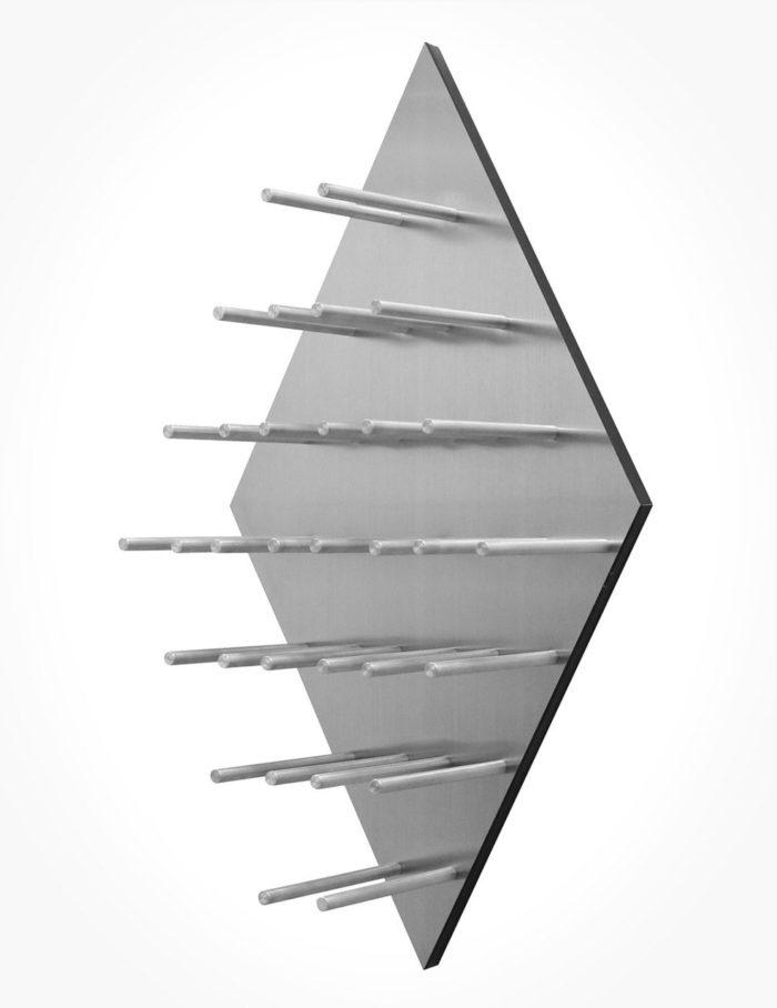 Large Straight Diamond Fusion Panel AlumaSteel