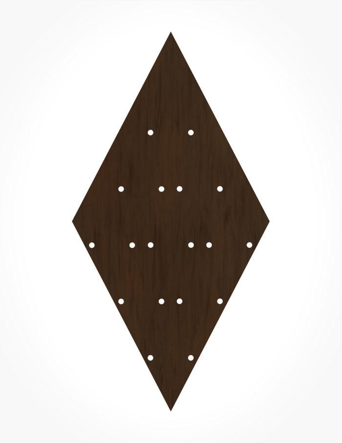 Ultra-Fusion_Diamond_Straight-MED-Faceplate-Dark_Stain-1