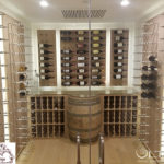Traditional Meets Modern | Contractor: Cellar Masters