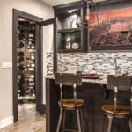 Kitchen Corner | Contractor: Rhino Wine Cellars