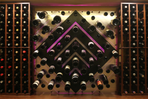 Central Valley Custom Wine Port Panel